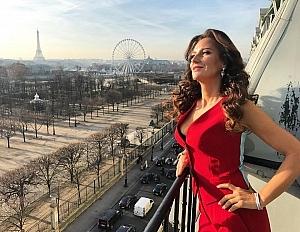Солнечный день в Париже