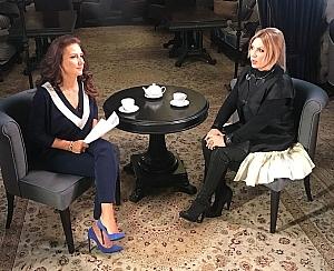 Елена Север и певица Ая