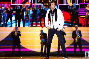 ВладиМир на сцене Олимпийского