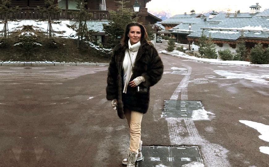 Зимние каникулы с семьей в Куршевеле