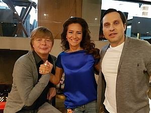 Елена Север, Александр Ревва иАндрей Григорьев-Апполонов