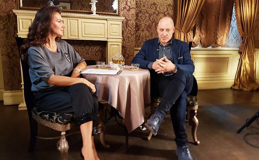 Denis Maidanov and Yulianna Karaulova revealed secrets