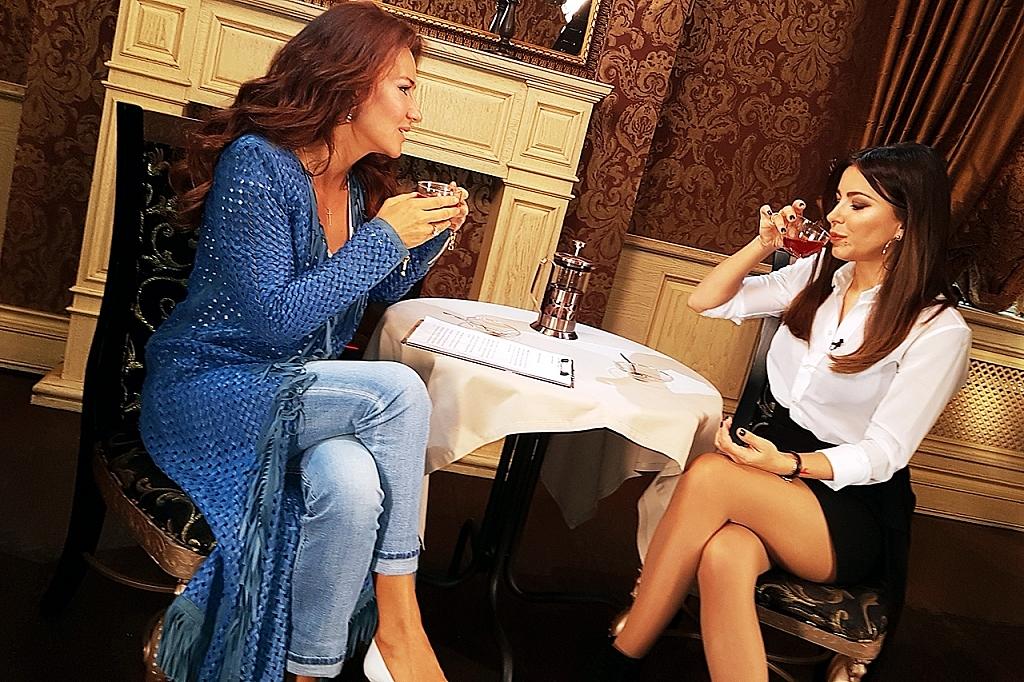 Елена Север и Ани Лорак