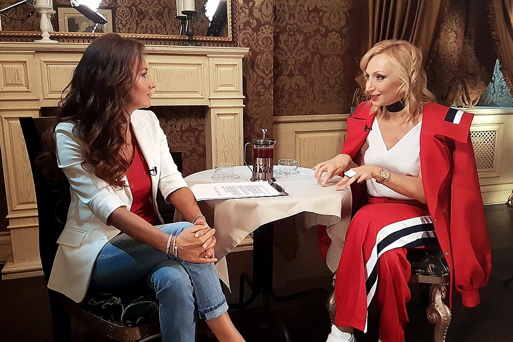 Елена Север и Кристина Орбакайте