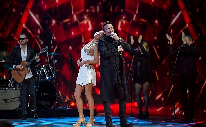 Концерт «Звезды Русского Радио» в «Крокус Сити Холле»