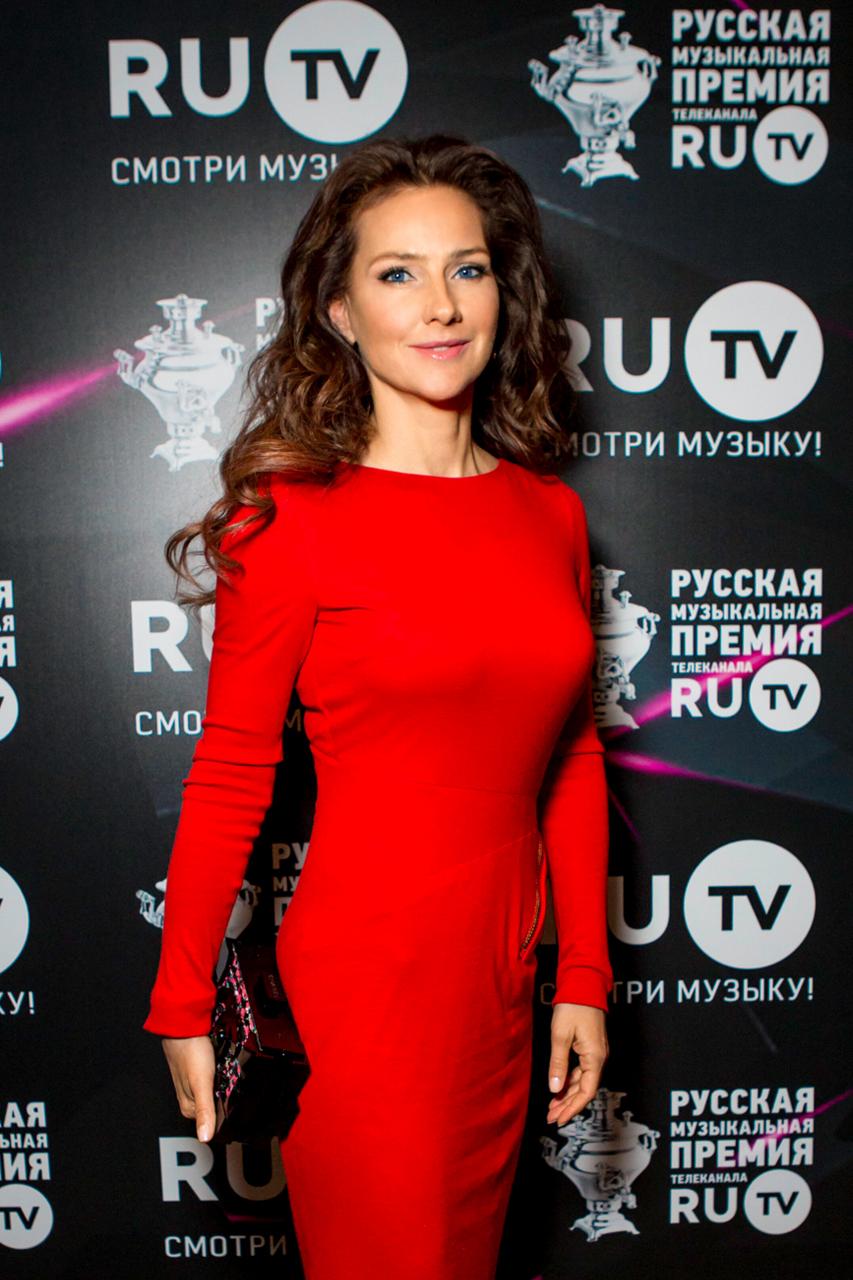 Елена Север на Pre-party музыкальной премии RU.TV