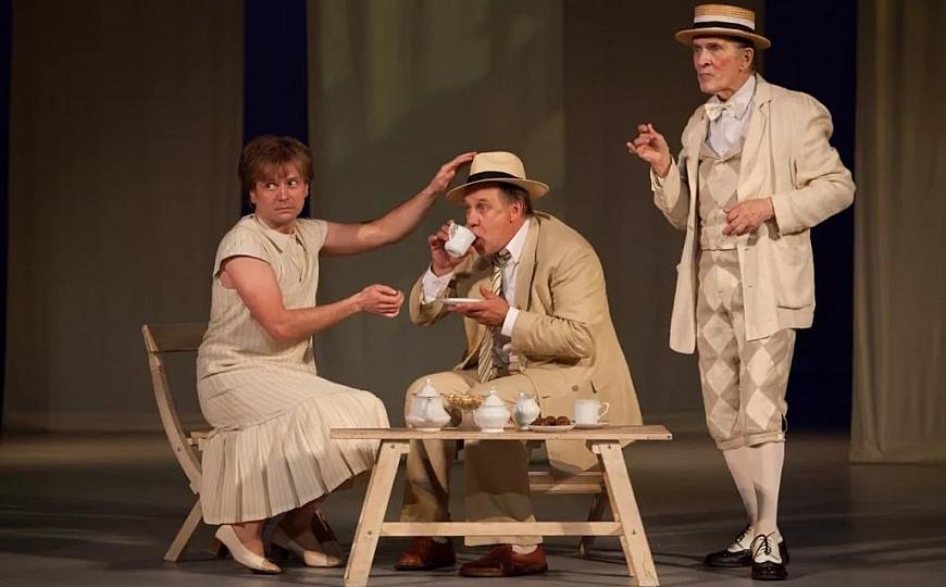 Шекспировские страсти на Чеховском фестивале