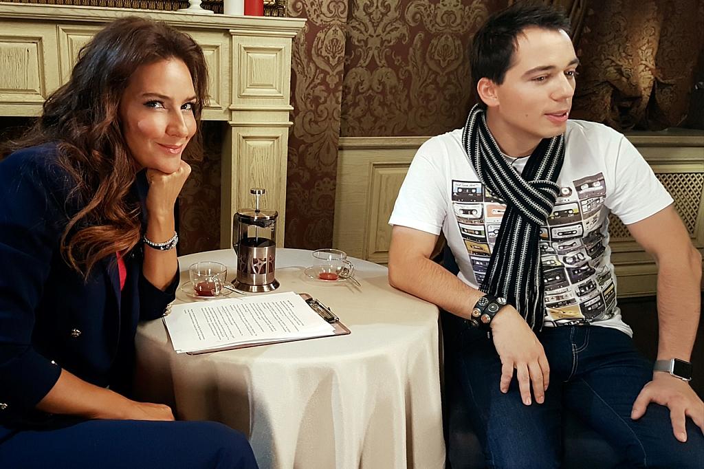 Елена Север и Родион Газманов