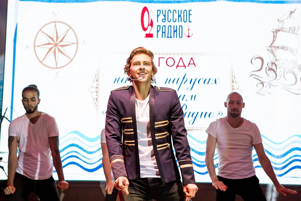 ВладиМир на 22 Дне Рождения Русского Радио