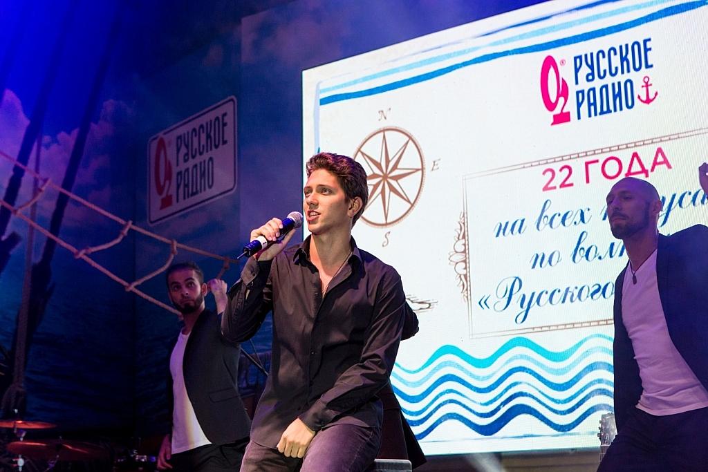 ЮрКисс на сцене