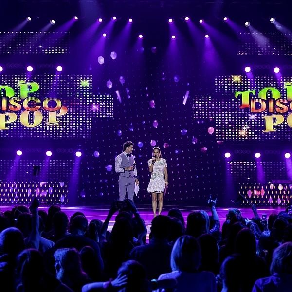 Шоу «TOP DISCO POP» возвращается!