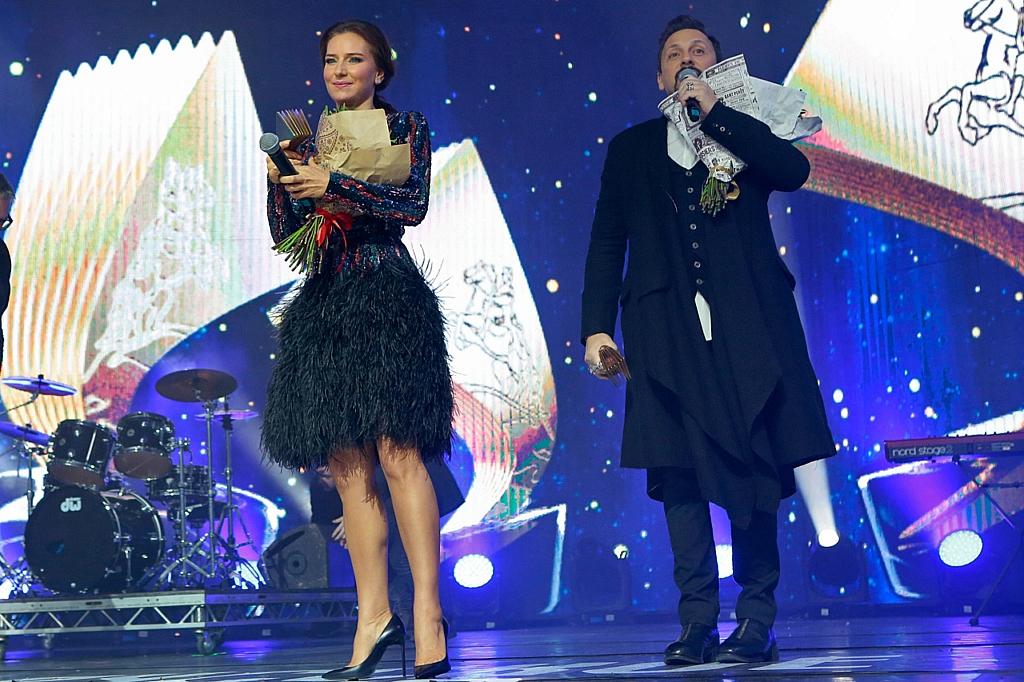 Елена Север и Стас Михайлов