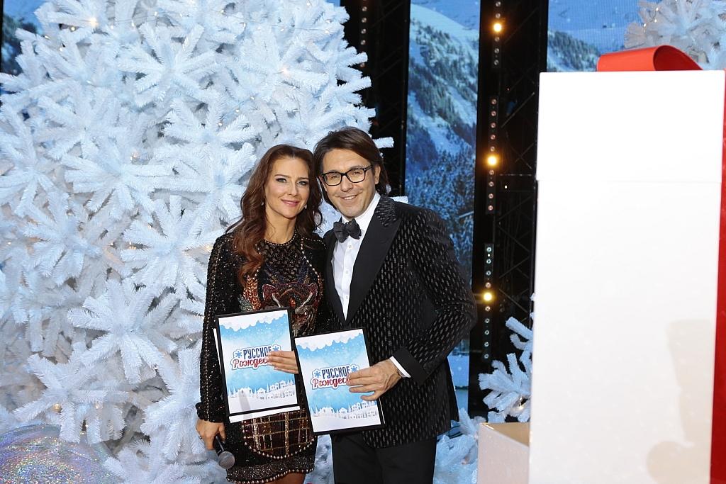 Елена Север и Андрей Малахов