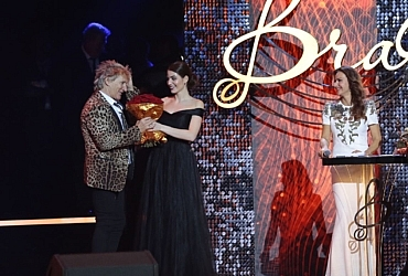 Rod Stewart became the winner of the International professional music «BraVo» Awards