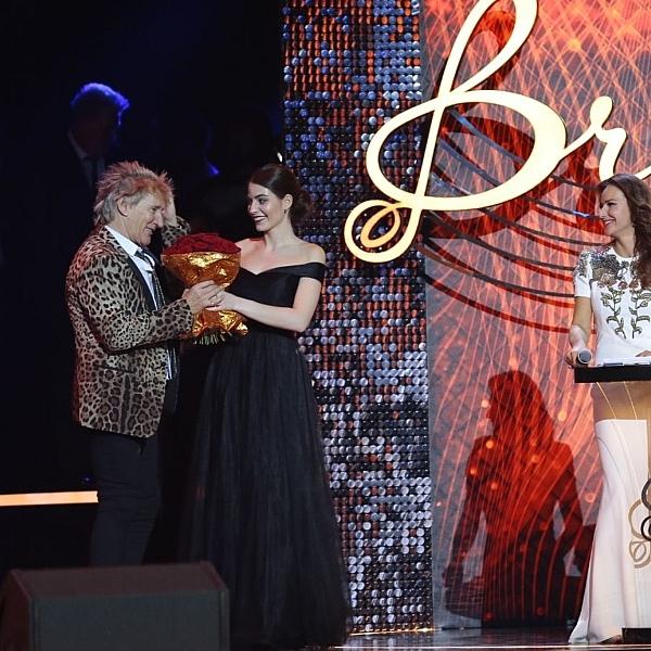 Род Стюарт стал лауреатом Международной профессиональной музыкальной премии BraVo