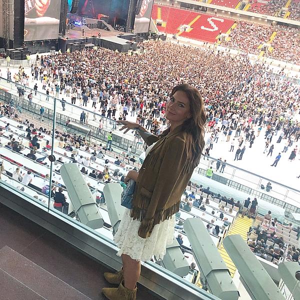 Единственный концерт в России группы Guns N' Roses