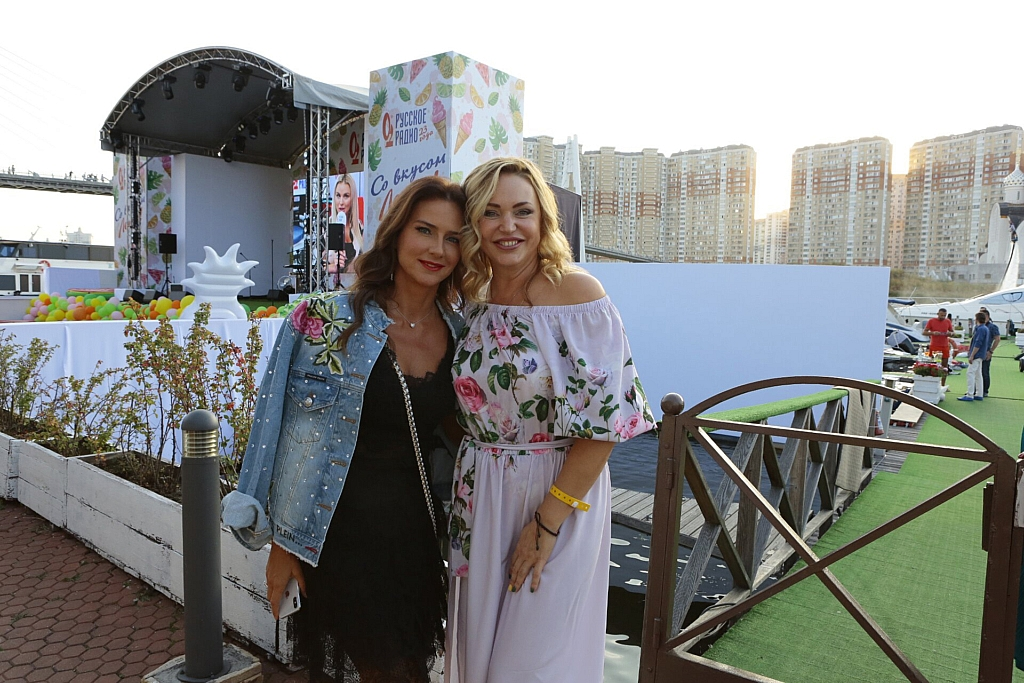 Елена Север и Алла Довлатова