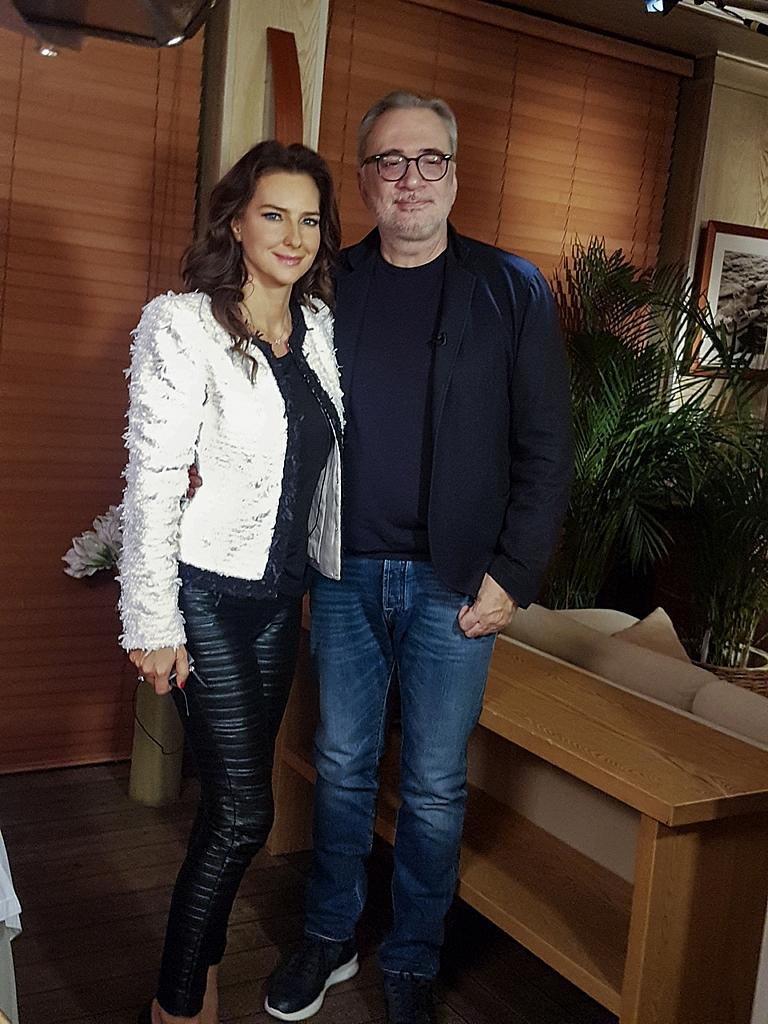 Елена Север и Константин Меладзе