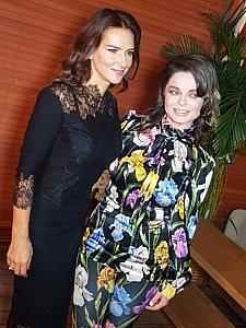 Елена Север и Наташа Королева