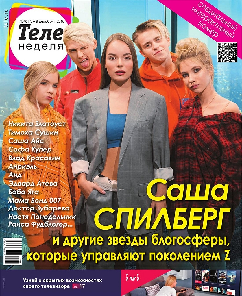 Блогеры Теленедели