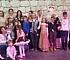 Новогодняя встреча с подопечными детьми-инвалидами в Зарядье