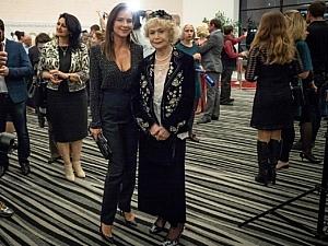 Елена Север и Светлана Немоляева