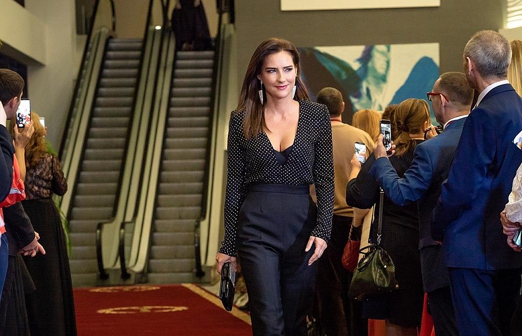 Елена Север на фестивале кино в Сочи