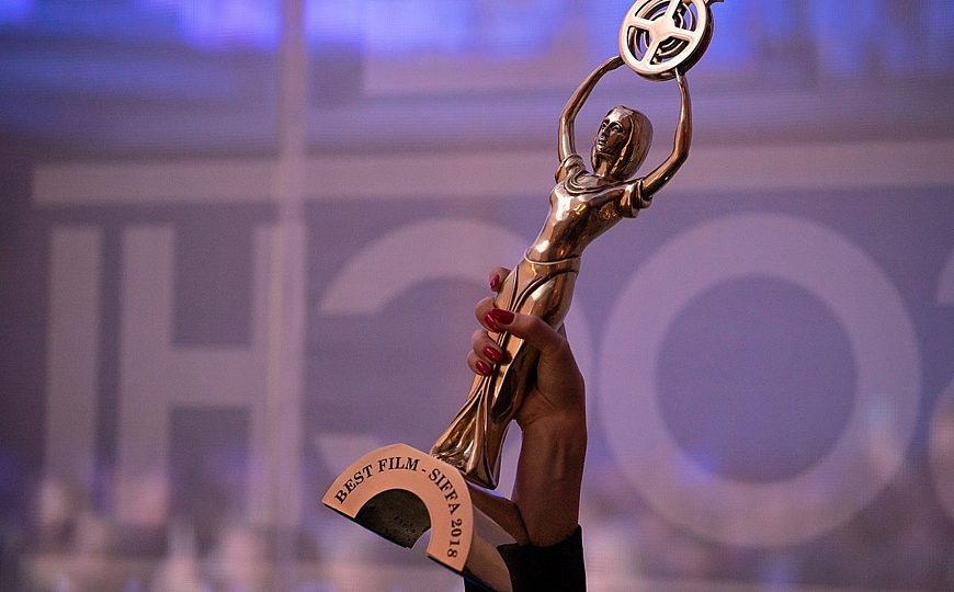 Две номинации у «Пилигрима» в Сочи!