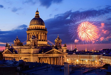 Happy Birthday, St. Petersburg!