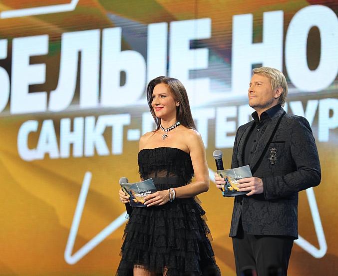 11-й Международный музыкальный фестиваль «Белые ночи Санкт-Петербурга»