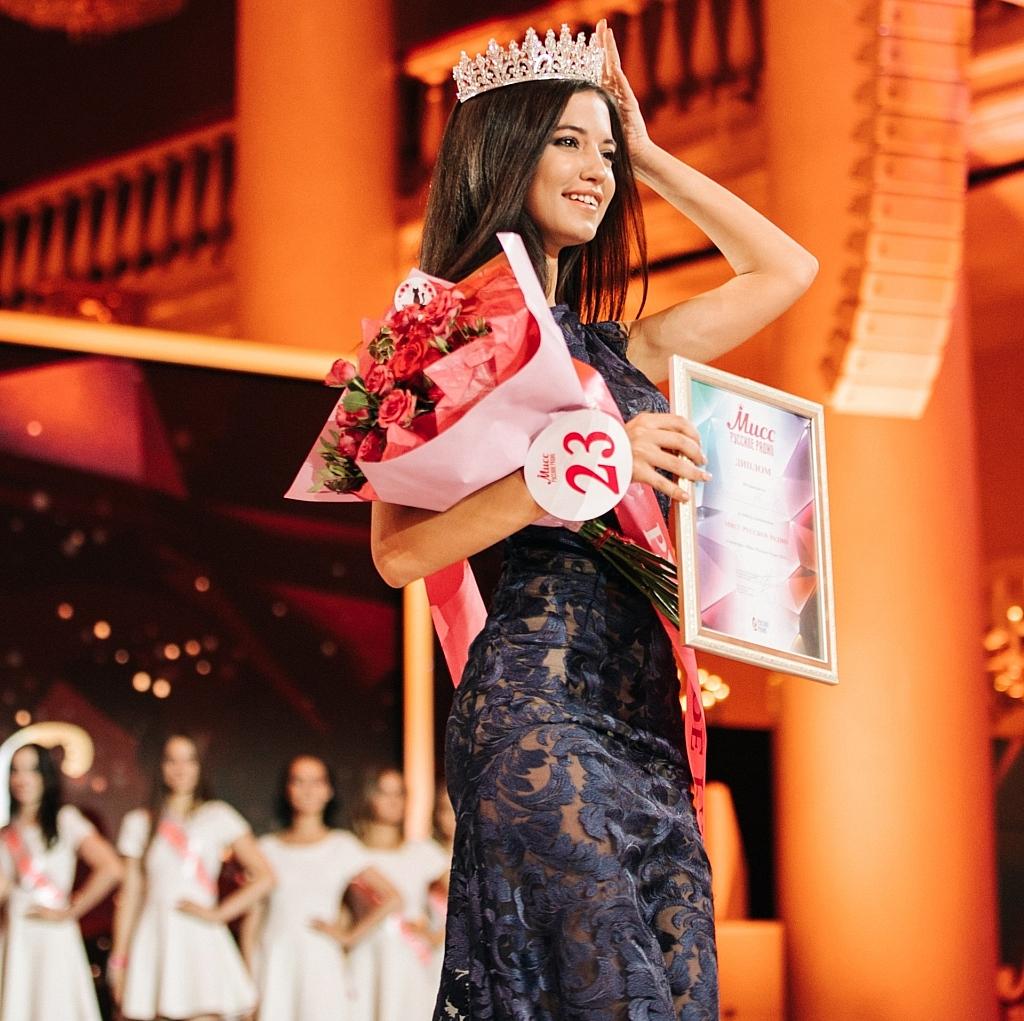 Победительница конкурса Мисс Русское Радио 2019