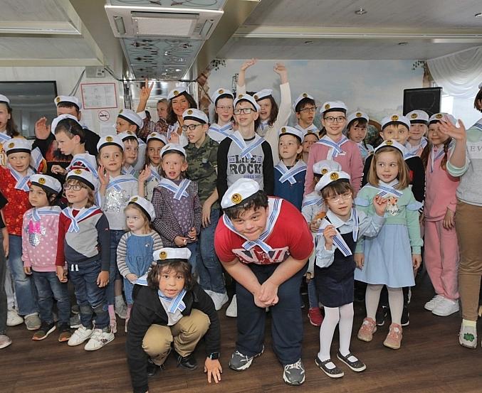Благотворительная акция в День защиты детей